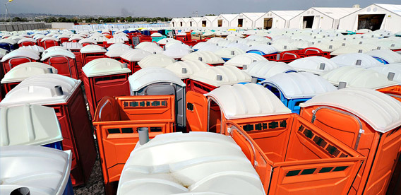 Champion Portable Toilets in Boise, ID